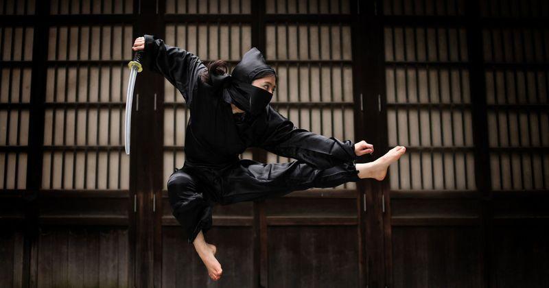 Photo of Jepun Rekrut Ninja Untuk Olimpik 2020
