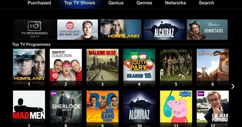 Photo of Apple umum rancangan TV pertama