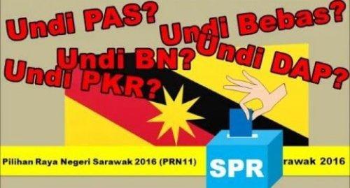 Photo of Calon-Calon Muda PRN Sarawak Ke-11