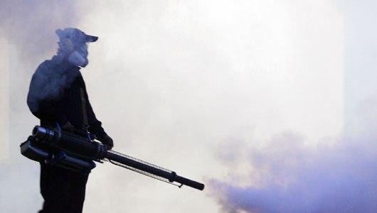 Photo of Fogging untuk membunuh nyamuk dikaitkan dengan autisme