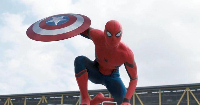 Photo of Kostum Baharu Spiderman Tampak Klasik