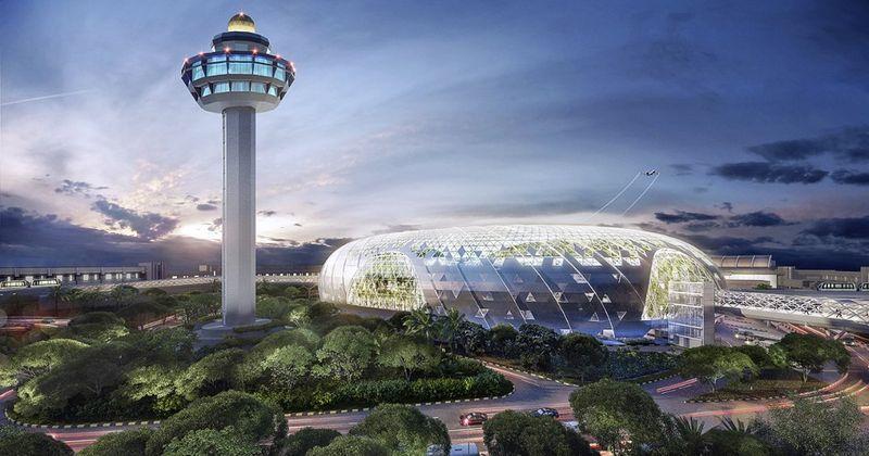 Photo of Fakta Lapangan Terbang Changi, Singapura