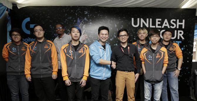 Photo of Penajaan Logitech satu langkah besar oleh KL Hunters dan Malaysia.