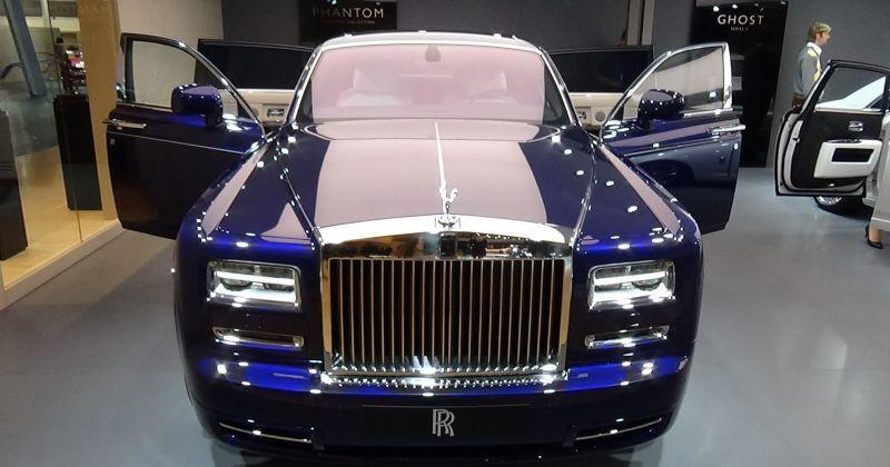 Photo of Fakta Menarik Tentang Rolls Royce