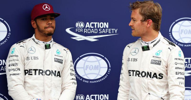 Photo of Permainan minda antara Hamilton dan Rosberg?