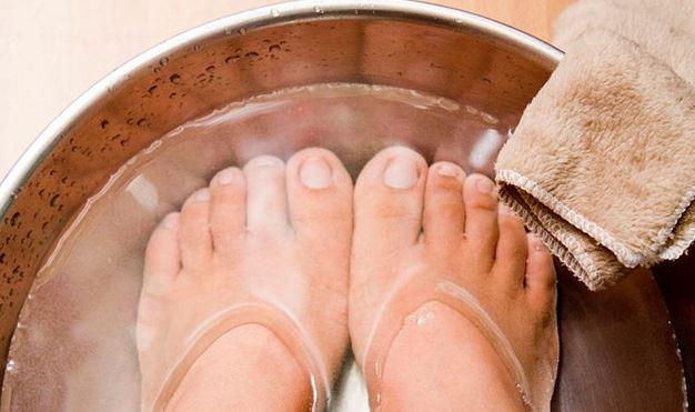 Warm-water-soak