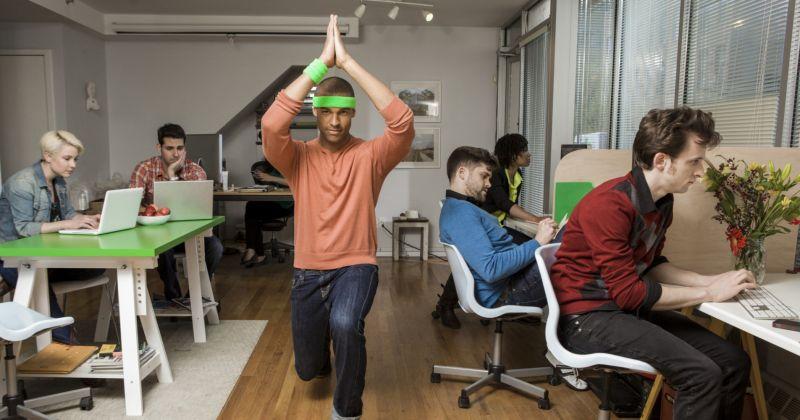 Photo of Bayar pekerja untuk bersenam di pejabat?