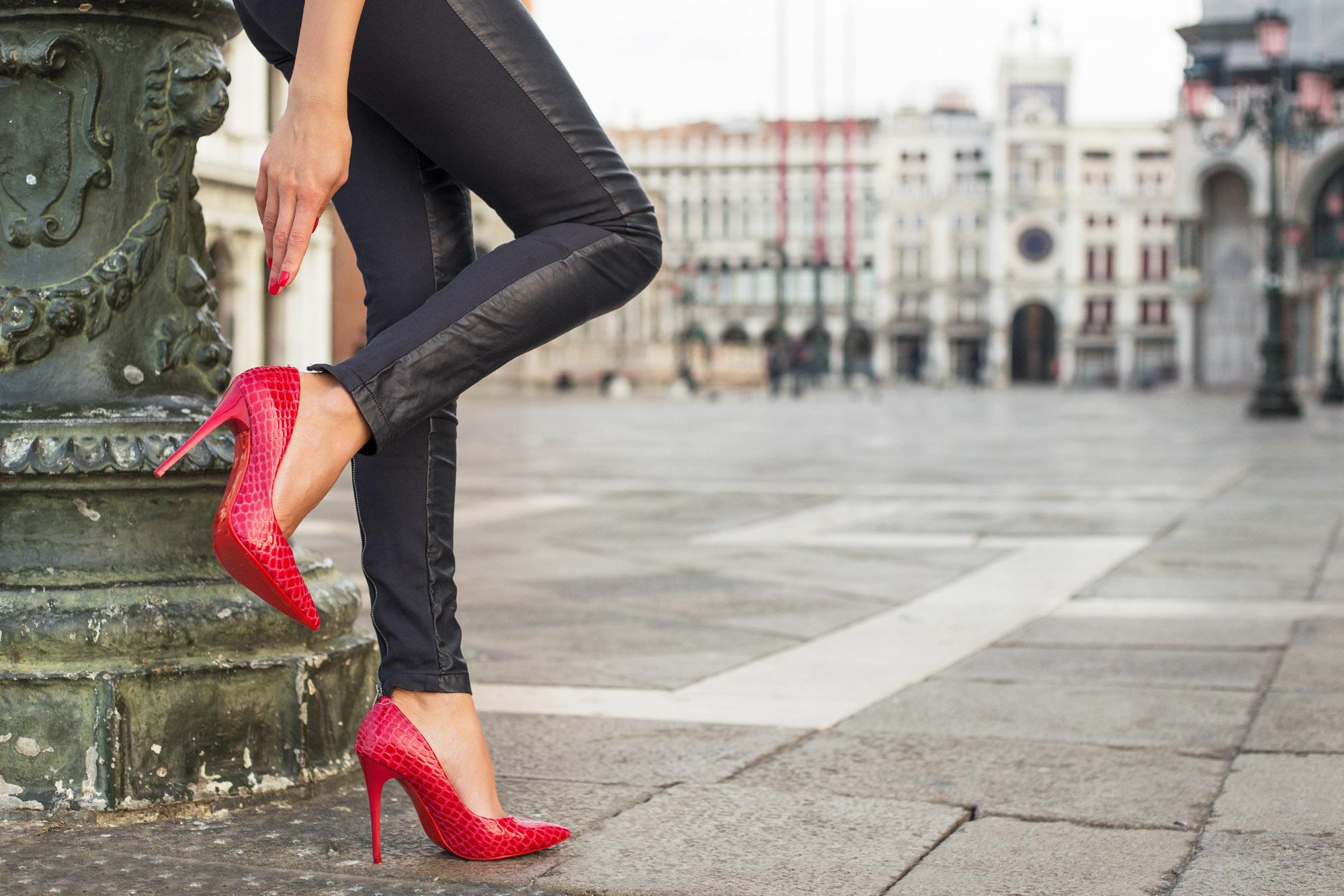 Photo of Ini Adalah Satu-Satunya Tip Untuk Pemakaian High Heels Yang Lebih Selesa