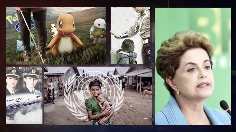 Photo of Luar Negara Minggu Ini #6 – Rohingya | Brazil | Indonesia | Pokemon |Pilot Wanita