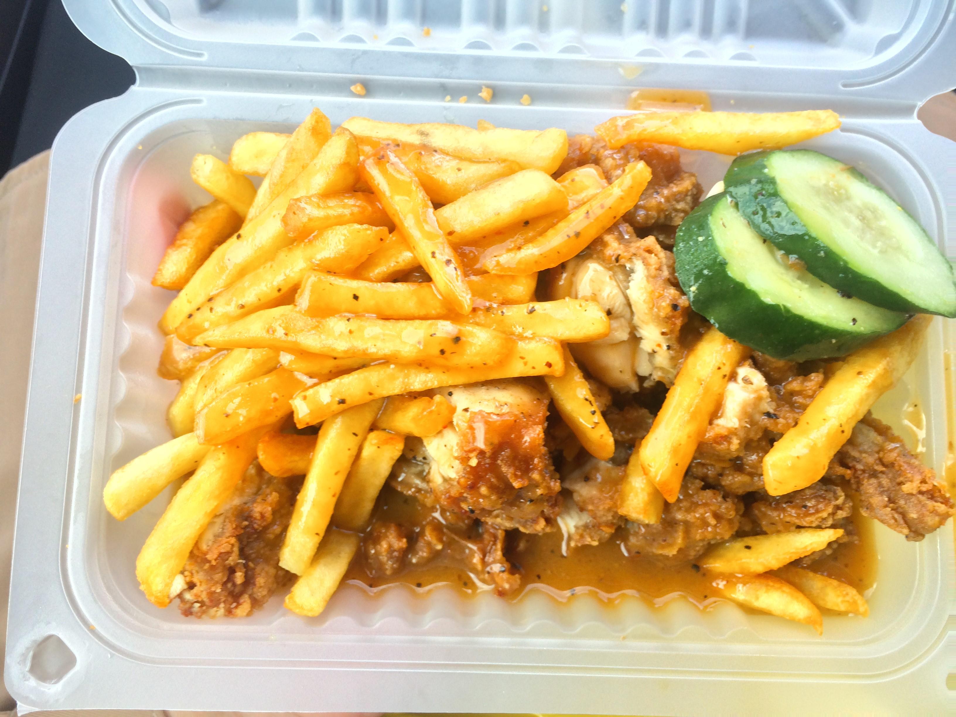 Photo of Anda Perlu Cuba Chicken Chop Ini Kalau Pergi Putrajaya!