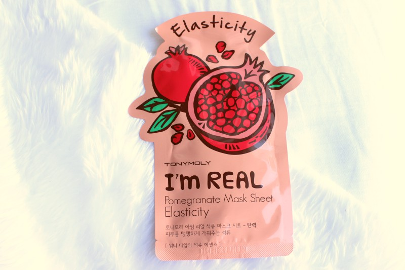 Tony Moly I'm Real Sheet Masks Review (8)