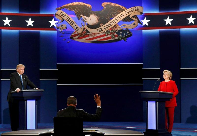 Photo of Debat Terhangat Antara Clinton dan Trump