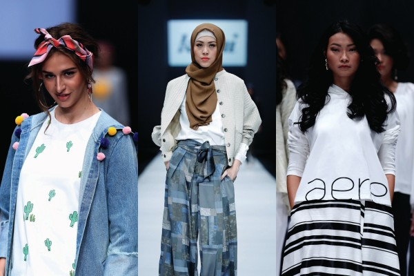 Photo of Pereka Malaysia dan Indonesia BerKolaborasi di Pentas Jakarta Fashion Week 2017
