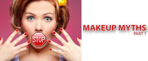 Photo of Ini Adalah Mitos-Mitos Makeup Yang Anda Tidak Tahu (Part 1)