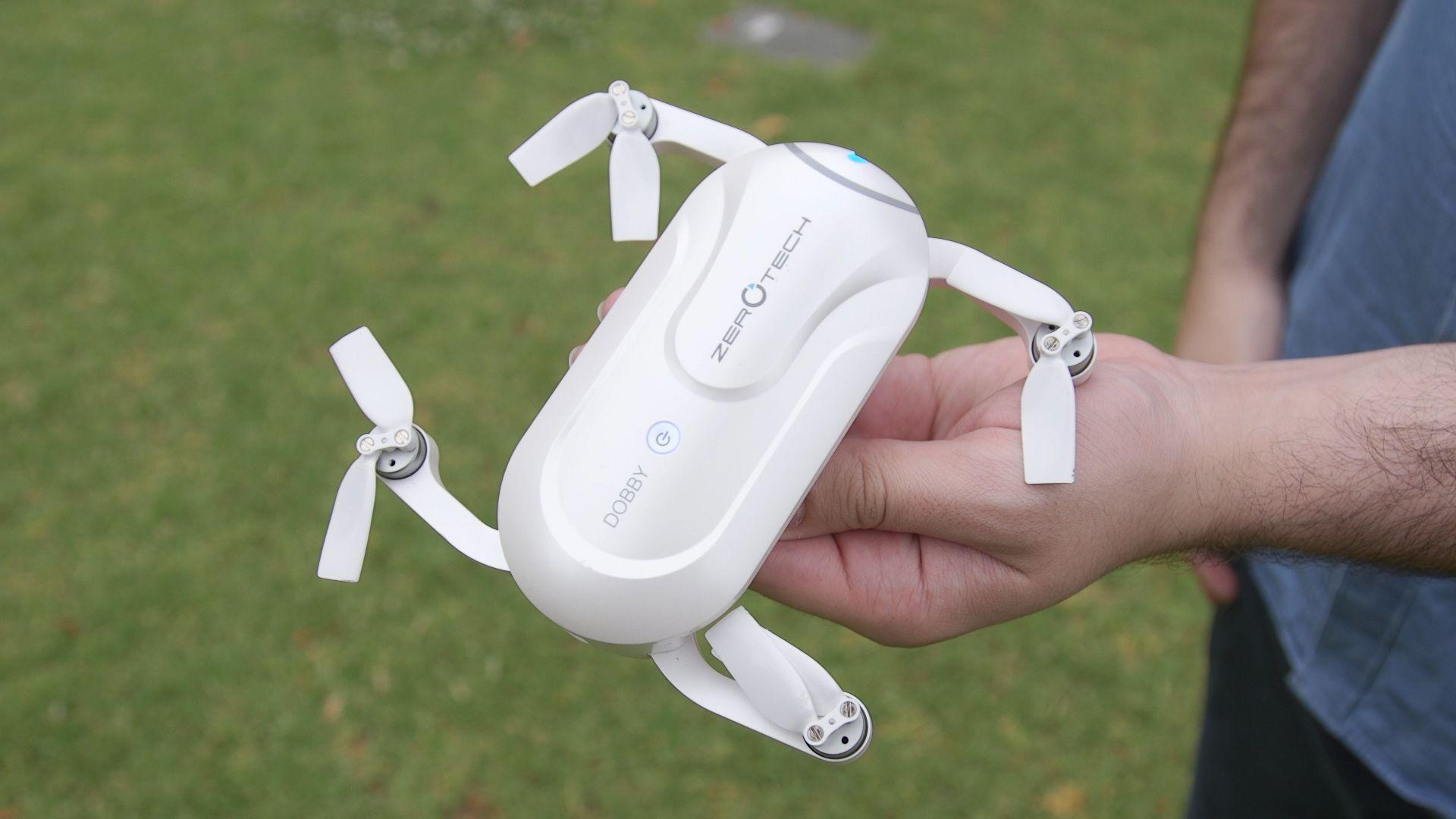 Photo of Dron Yang Mampu Muat Di Dalam Poket Anda