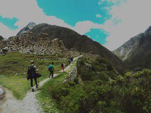Incha Trail (Imej Kredit: incatrailtomachupicchutour)