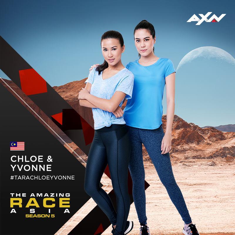 Photo of Amazing Race Asia: Dua Ratu Cantik Malaysia Berentap Di Pusingan Akhir