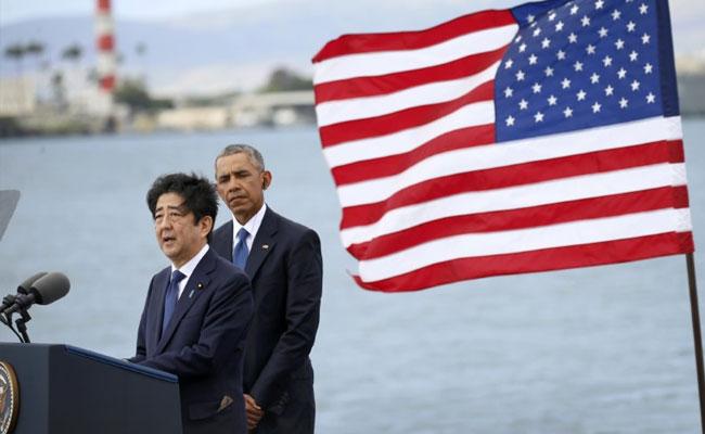 Photo of Lawatan Ke Pearl Harbor: PM Jepun Berikrar Tidak Akan Memulakan Peperangan Lagi