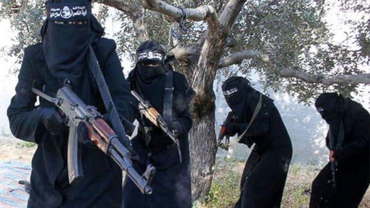 Photo of Pengganas Gunakan Wanita Sebagai 'Senjata' Keganasan