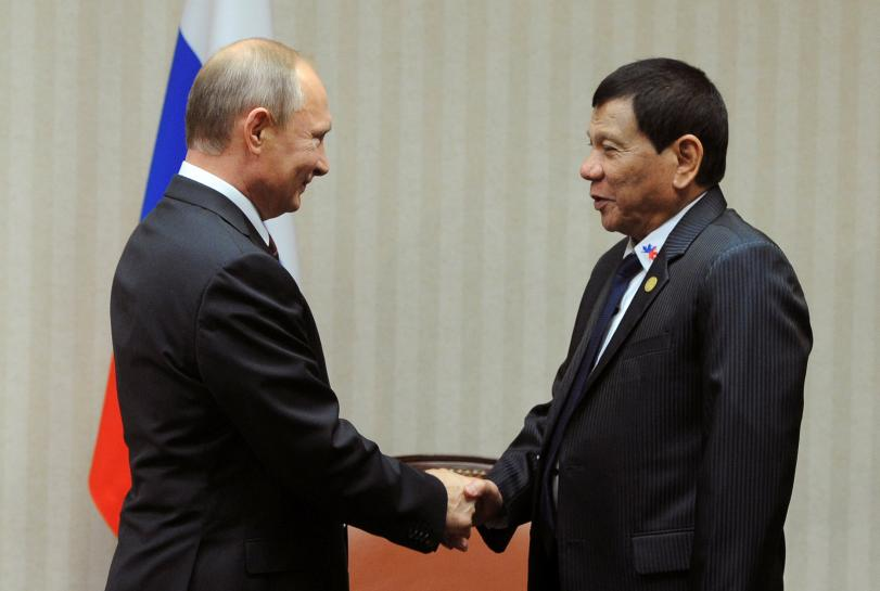 Photo of Russia – Philippines: A Naval Courtship