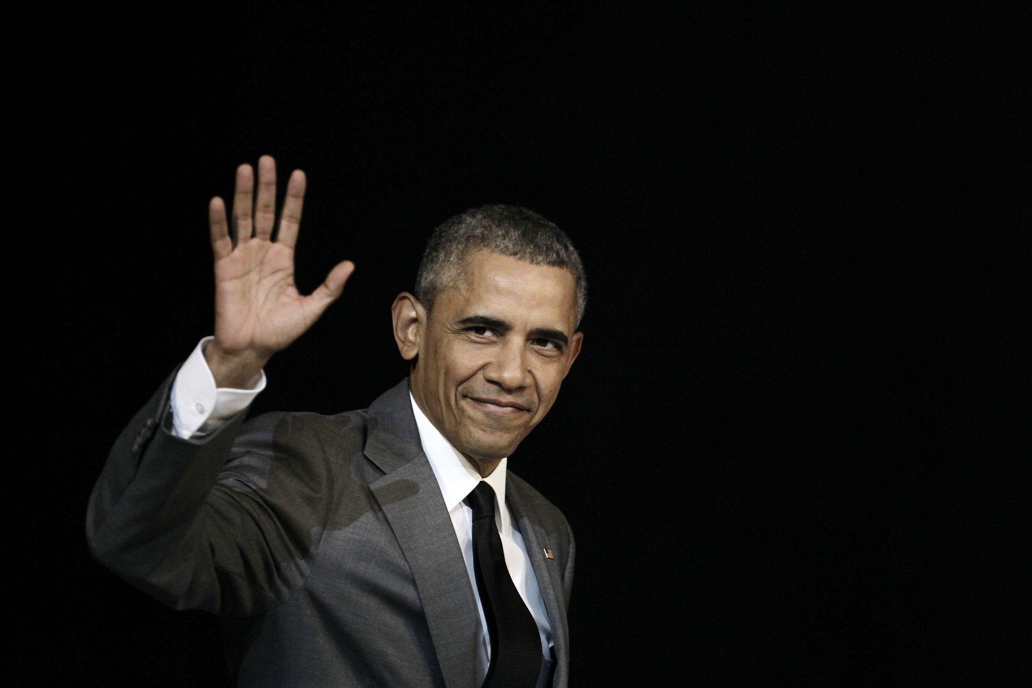 Photo of Amerika Syarikat: Presiden Obama Ucapkan Selamat Tinggal