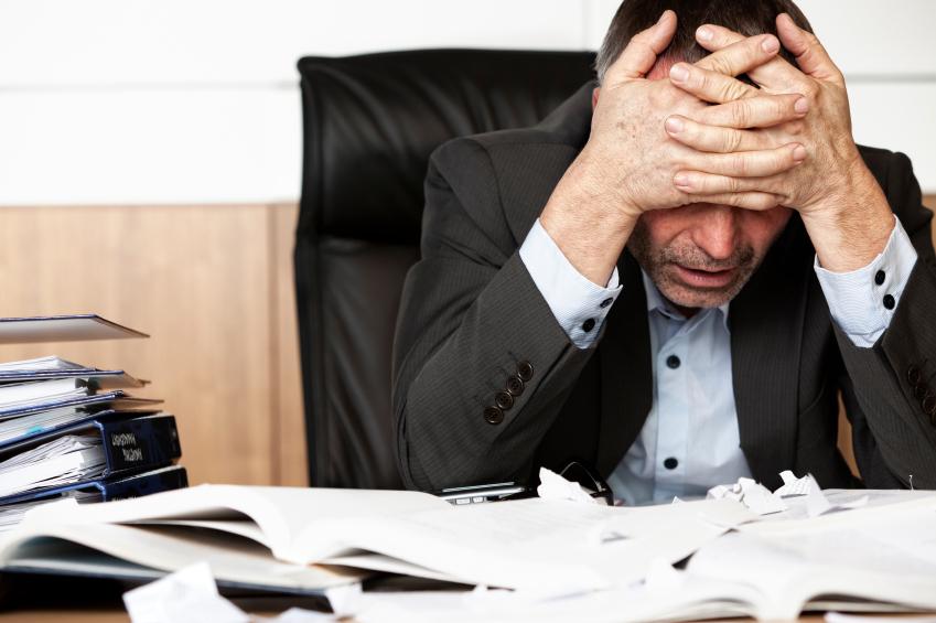 Photo of Pekerjaan Anda Yang Penuh Dengan Tekanan Itu Mungkin Akan Menyebabkan Kanser