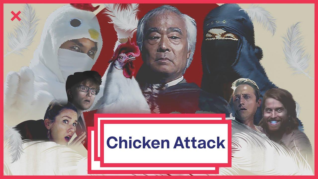 Photo of Chicken Attack Lagu Viral Yang Pasti Akan Buat Anda Ketagih