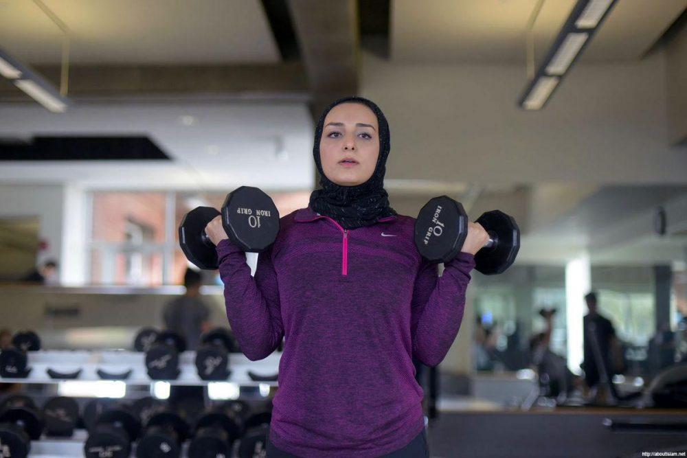 Photo of Wanita Arab Saudi Kini Boleh Bersenam Di Gimnasium