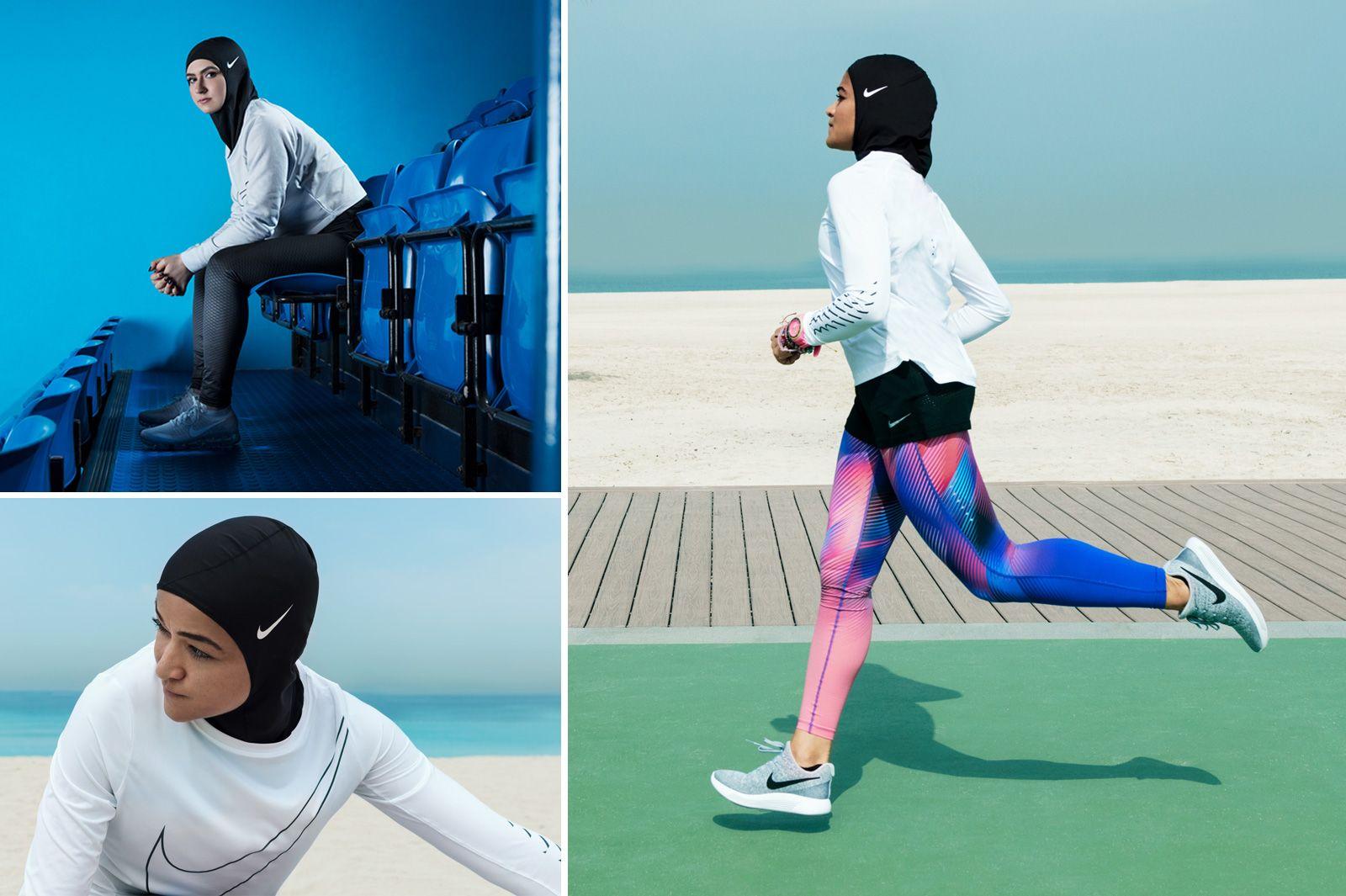 Photo of Terbaru: Hijab dari jenama Nike?!