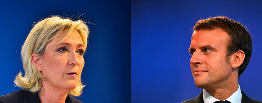 Photo of Dua Calon Utama Pilihan Raya Perancis
