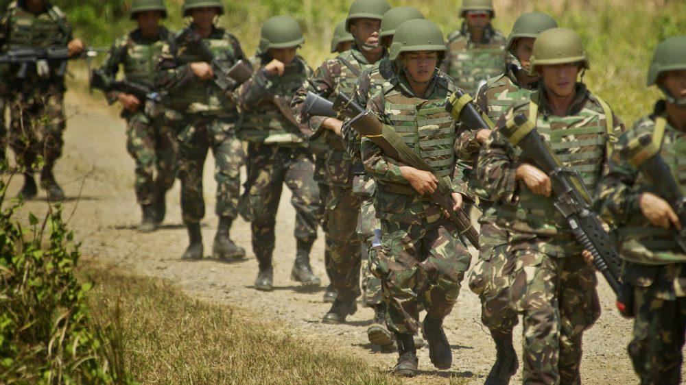 Photo of Filipina: Tentera Tembak Mati Komander Abu Sayyaf