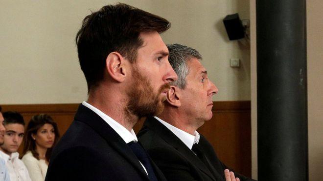 Photo of Hukuman Penjara Lionel Messi Kerana Penipuan Cukai