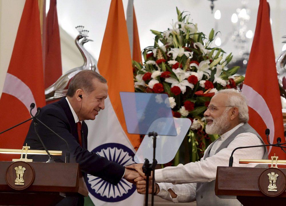 Photo of Turki Dan India Bergabung Perangi Keganasan