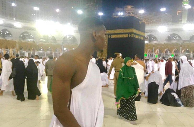 "Photo of Ka'abah ""Pemandangan Paling Indah Saya Pernah Lihat"" – Paul Pogba"