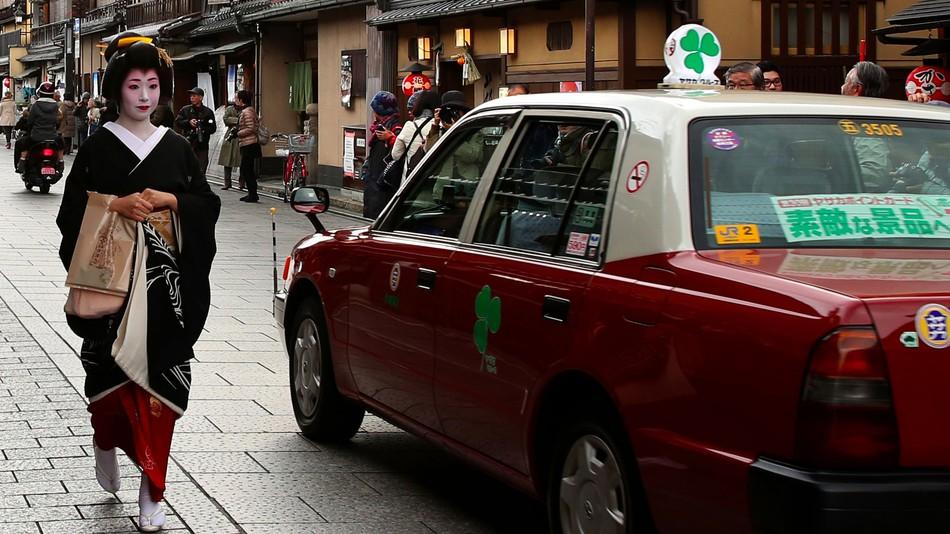 Photo of Teksi Senyap Tokyo Beri Privasi Kepada Penumpang