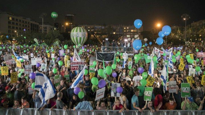 Photo of Rakyat Israel Sokong Penubuhan Negara Palestin