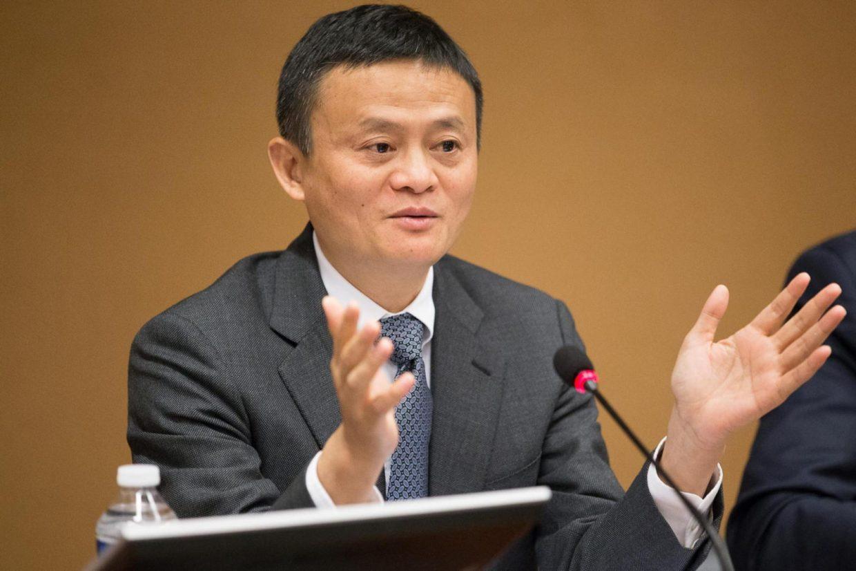 Photo of Jack Ma Paling Kaya Di China