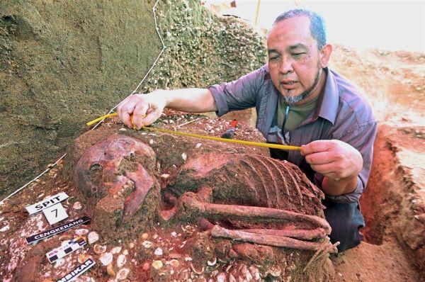 Photo of Penemuan Rangka Purba Bukti Kewujudan Zaman Neolitik