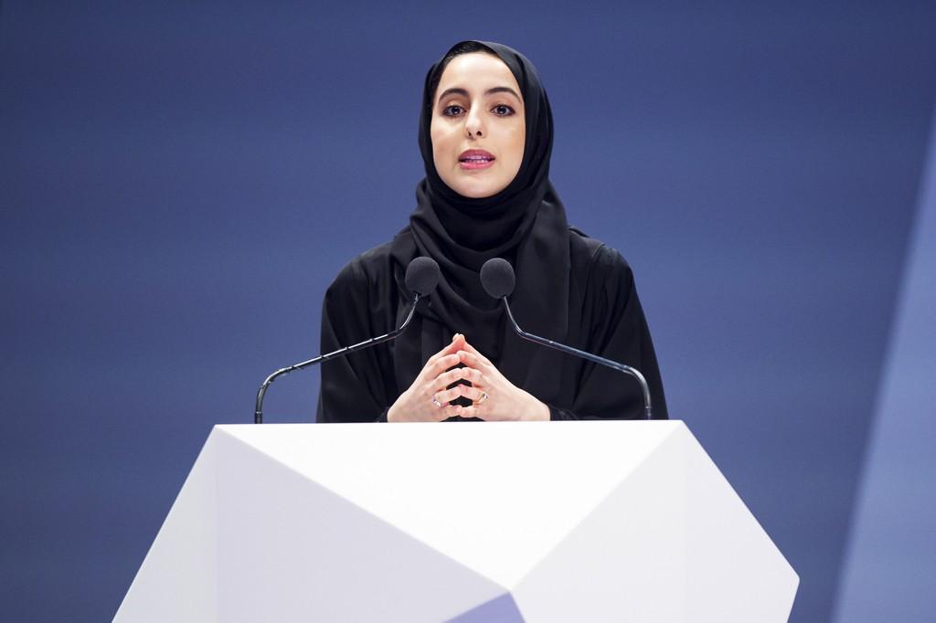 Photo of Shamma Al Mazrui, Menteri Termuda Di Dunia