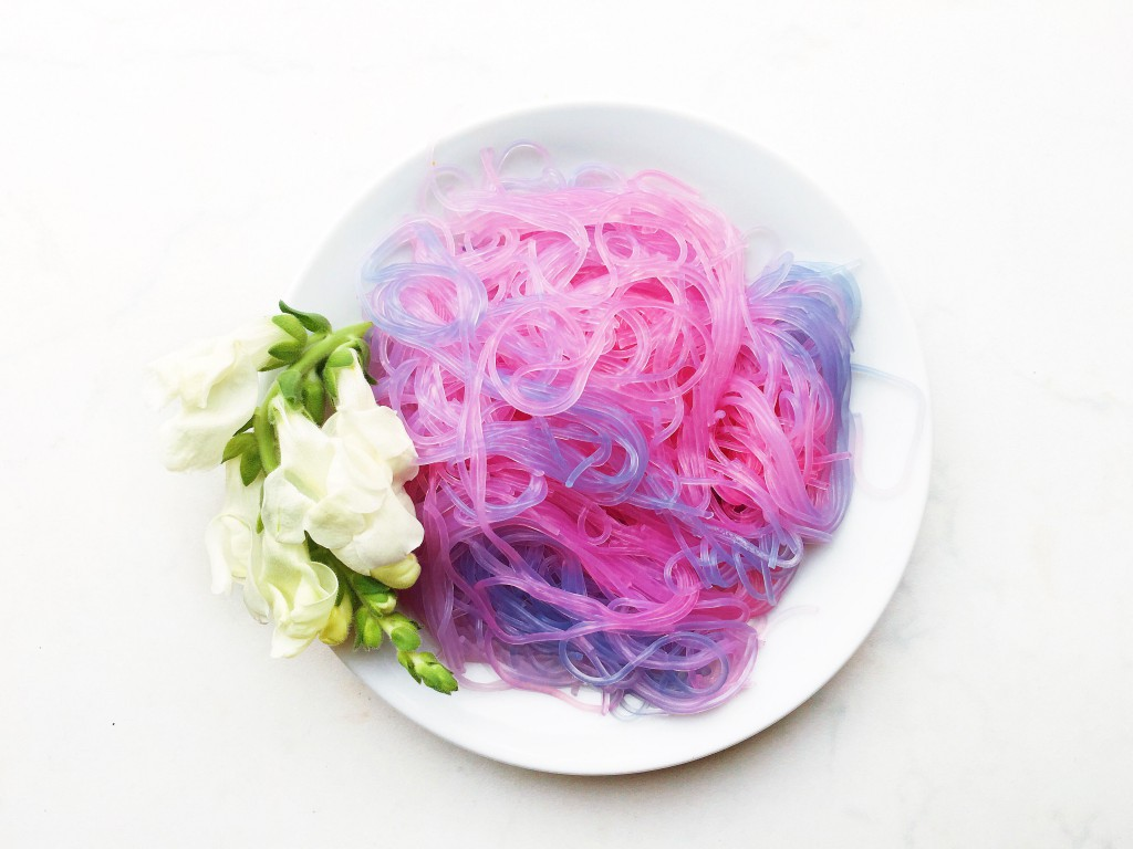 Photo of Unicorn Noodles Is The Newest All-Natural Trend Food