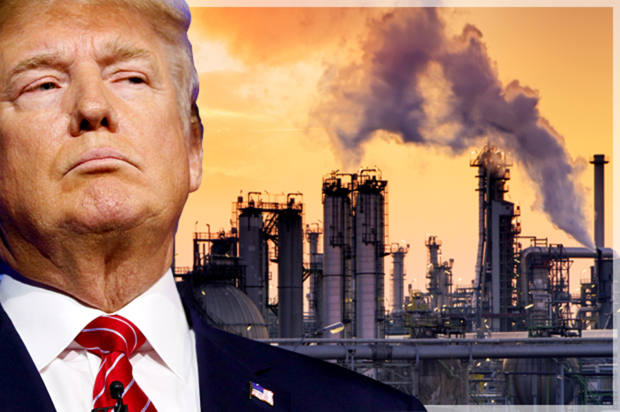 Photo of Mengapa Trump Ingin Menarik Diri Dari Perjanjian Paris?