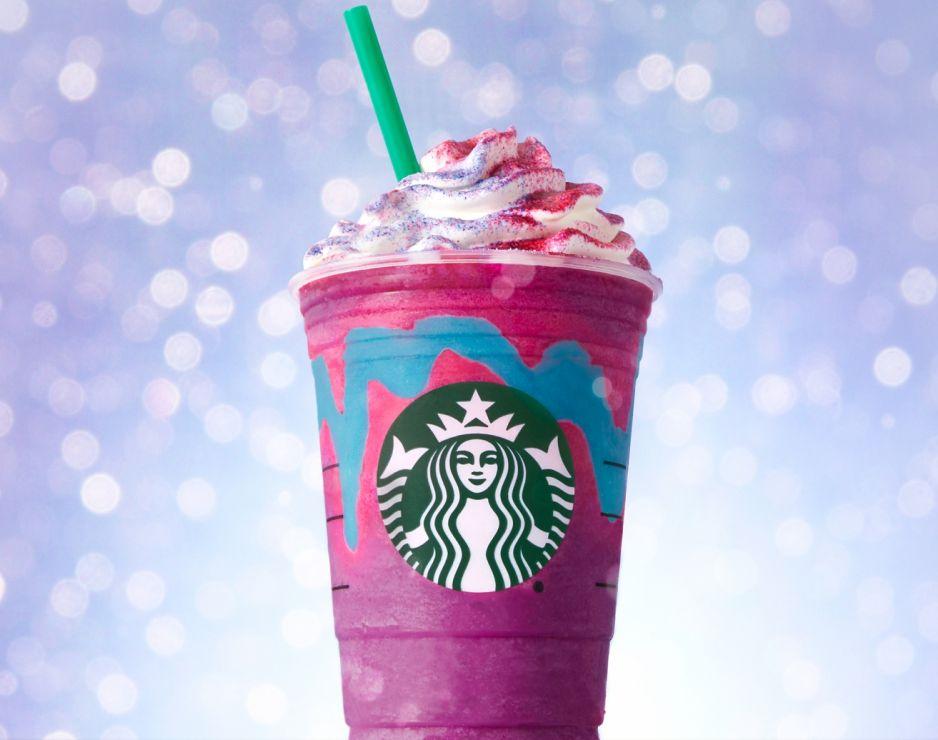 Photo of Starbucks Sertai Trend Unicorn