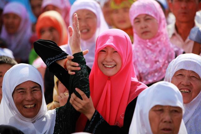 Photo of Masyarakat Muslim China: Sambutan Aidilfitri