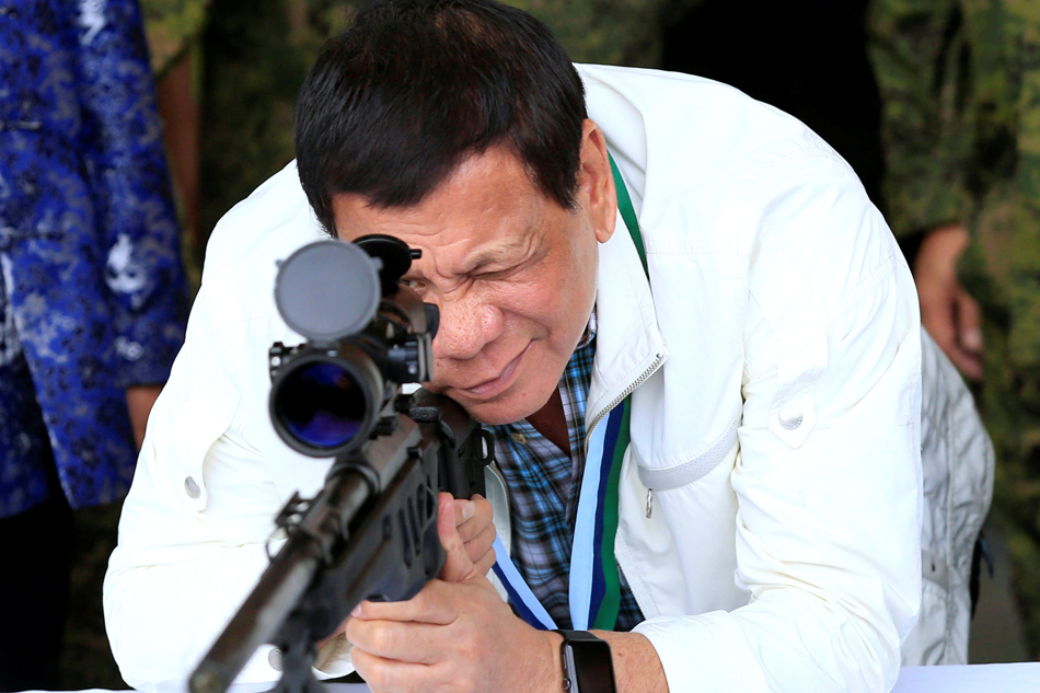 "Photo of Duterte Berang, Ugut ""Makan Hati Militan"""