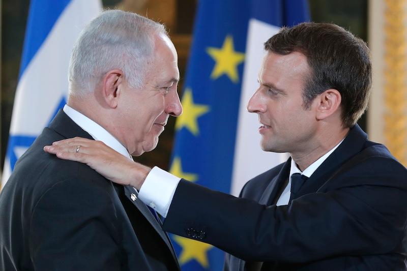 Photo of Presiden Perancis Bantah Penempatan Haram Israel Di Palestin