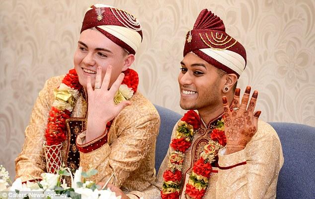 Photo of Perkahwinan Gay Islam Pertama di UK