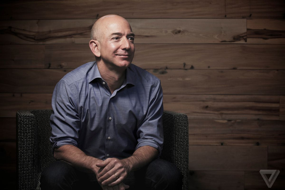 Photo of Amazon: Jeff Bezos Individu Terkaya Di Dunia Hanya Seketika