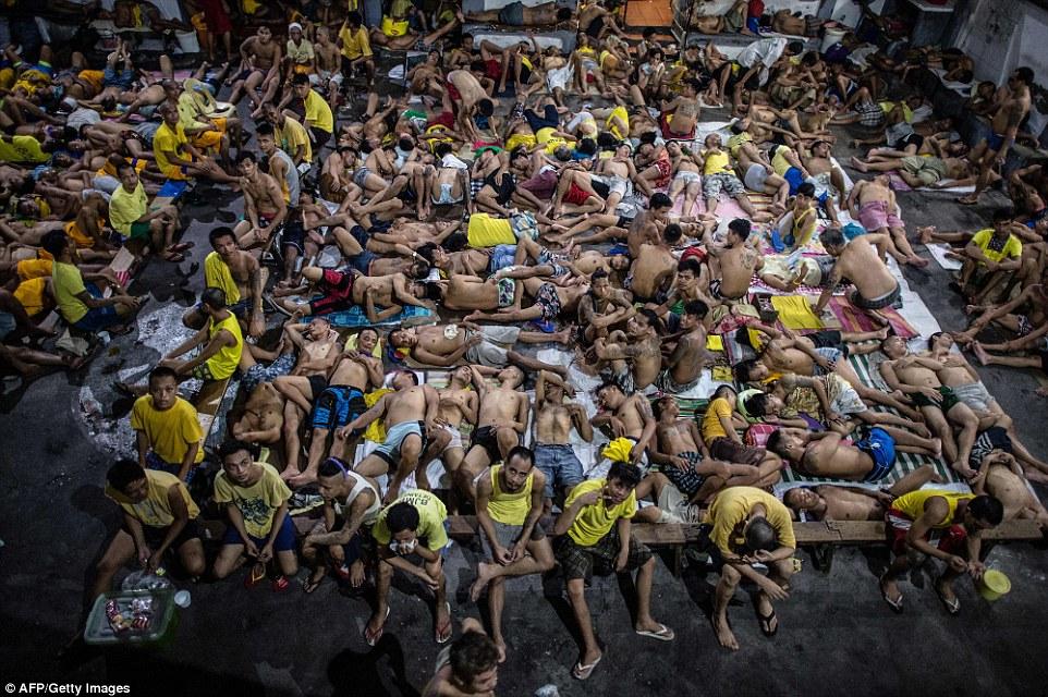 Photo of Pesalah Dadah Yang Tidak Bersalah Di Filipina