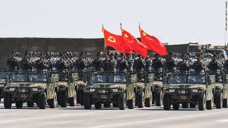 Photo of Military Must Obey Communist Party
