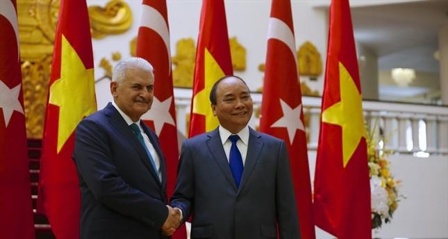 Photo of Turki Kukuhkan Hubungan Perdagangan Dengan Vietnam